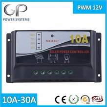 [GP-SC]Cheap 12V 10A 20A PWM solar controller Battery Regulator in Middle East,Africa
