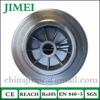 "2016 Dustbin Wheel 8"" China High Quality Durable 200mm Wheel for Wheelie Bin / Trash Bin / Waste Bin"