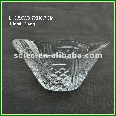 Antique Glass Fruit Bowls