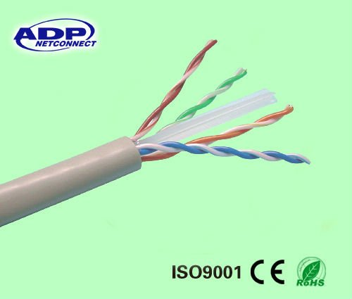 HOT Selling 305M Pull Box utp cat 6 cable