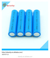 Buy 3.7v cylindrical lithium ion battery 18450 13450 13400 13500 ...