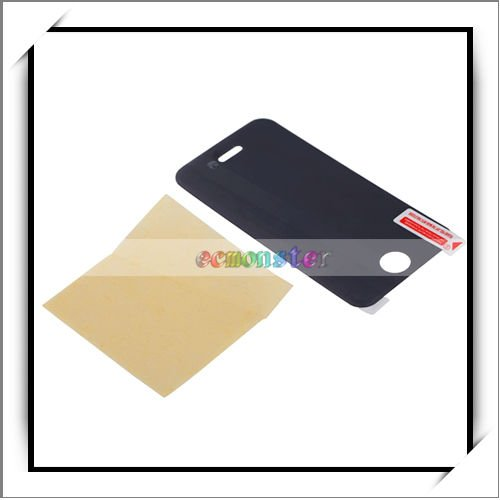 Privacy LCD Screen Protector for iPhone 4 4G