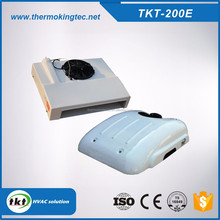 TKT-200E DC 12V Roof top mounted van refrigeration units for fresh