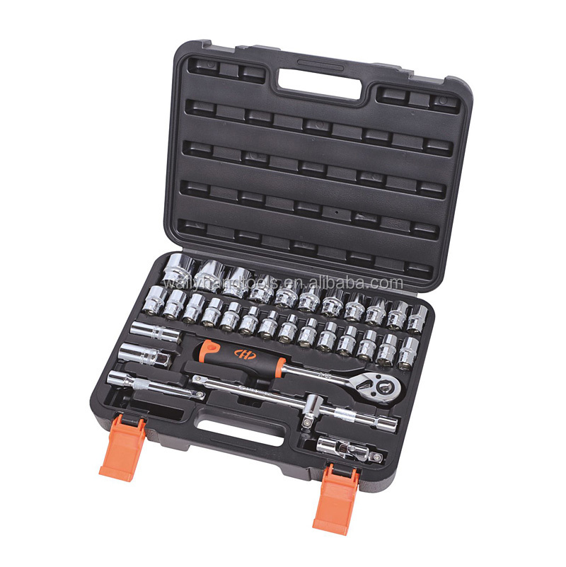 "1/2"" 32pcs engine repair kit motorcycle repair tools kit Socket Set"