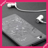 Best quality TPU smart phone case back cover for huawei p8 lite