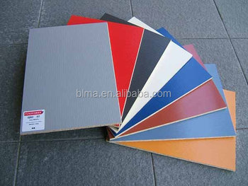 Hot sale Coloured mdf sheets for making furniture