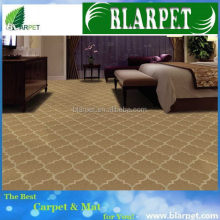 High quality branded polyester tufted carpet