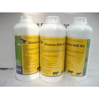 King Quenson Effective Agricultural Chemical Pesticides Diazinon 50% EC for pest control