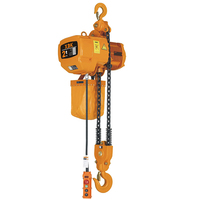 Electric Chain Hoist-single speed