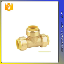 Linbo-LBA068 Hight quality brass plastic pvc thread fitting