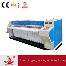 Laundry hotel used Automatic Flatwork Ironers Ironing Equipment for hotel or cloth factory