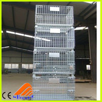 high quality little dog cage, metal cage, quail cages container for storage
