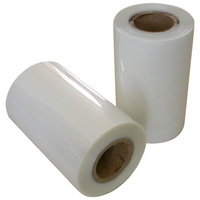 Factory sales PVC PE POF PET plastic packing film/scrap