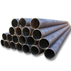 Good supplier of erw welded hollow section round shape steel pipe/tube