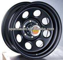 "popular design style 5x100 17"" wheel for offroad cars"