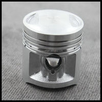 Top level manufacture 62mm piston motorcycle brand chinese