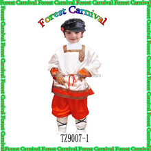 TZ9007-1 Carnival Cosplay National Costume For Boys