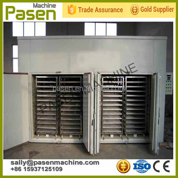 commercial Ginger Drying Machine / Infrared Fruit And Vegetable Drying Equipment
