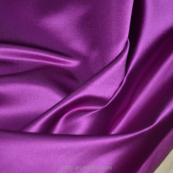 heavy silk satin duchess satin wedding fabric