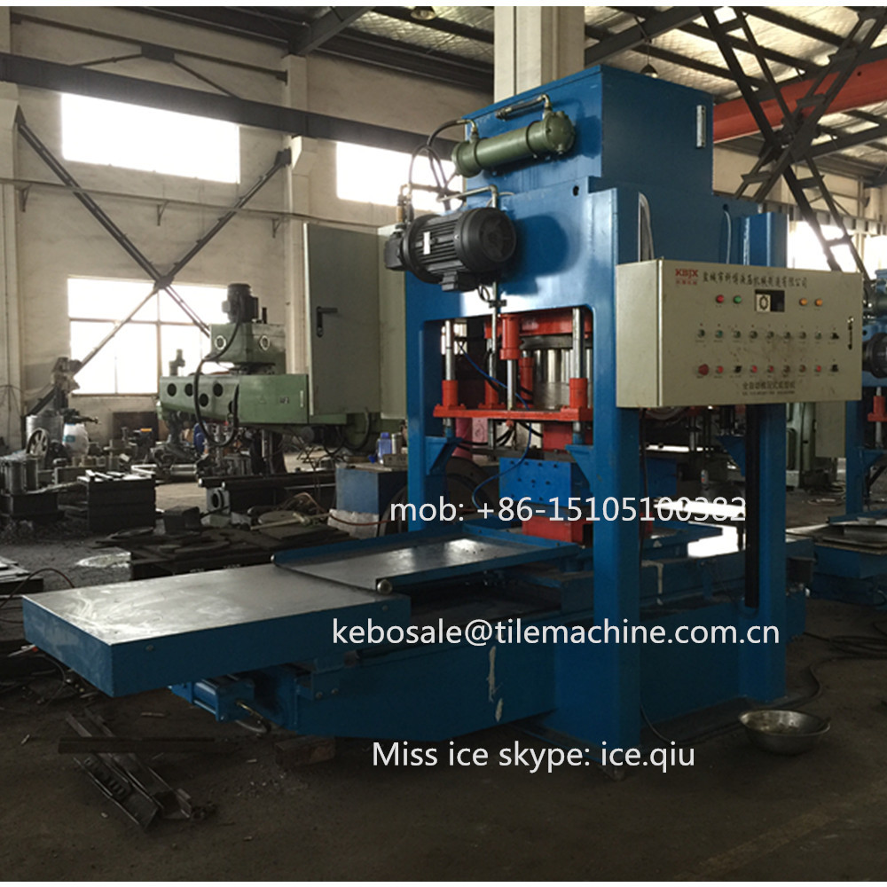 KBJX automatic concrete roof tile making machine