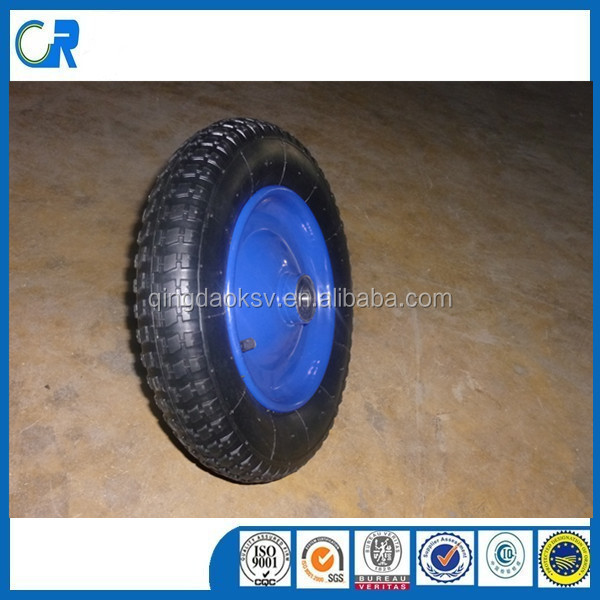Made in China 350-8 Wheel Barrow Tyre
