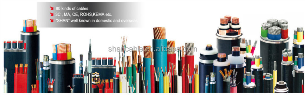 Rated voltage up to 35kV XLPE Power Cable