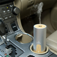 GX Diffuser 5v Car Aroma Diffuser /Led Light Mini Perfume Diffuser/auto air freshener