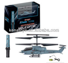 K5-117 3.5-channel REMOTE CONTROL HELICOPTER FOR ADULT AND KID ROCKER RC CONTROL HELIX