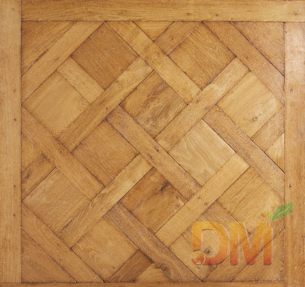 beautiful design solid or engineered parquet versailles