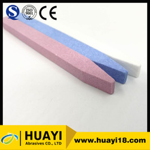 two sided Sanding and polishing sand strip whetstone sharpening stone for jade and agate