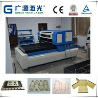 Laser Cutting Machine for wood cutting board 18mm thickness