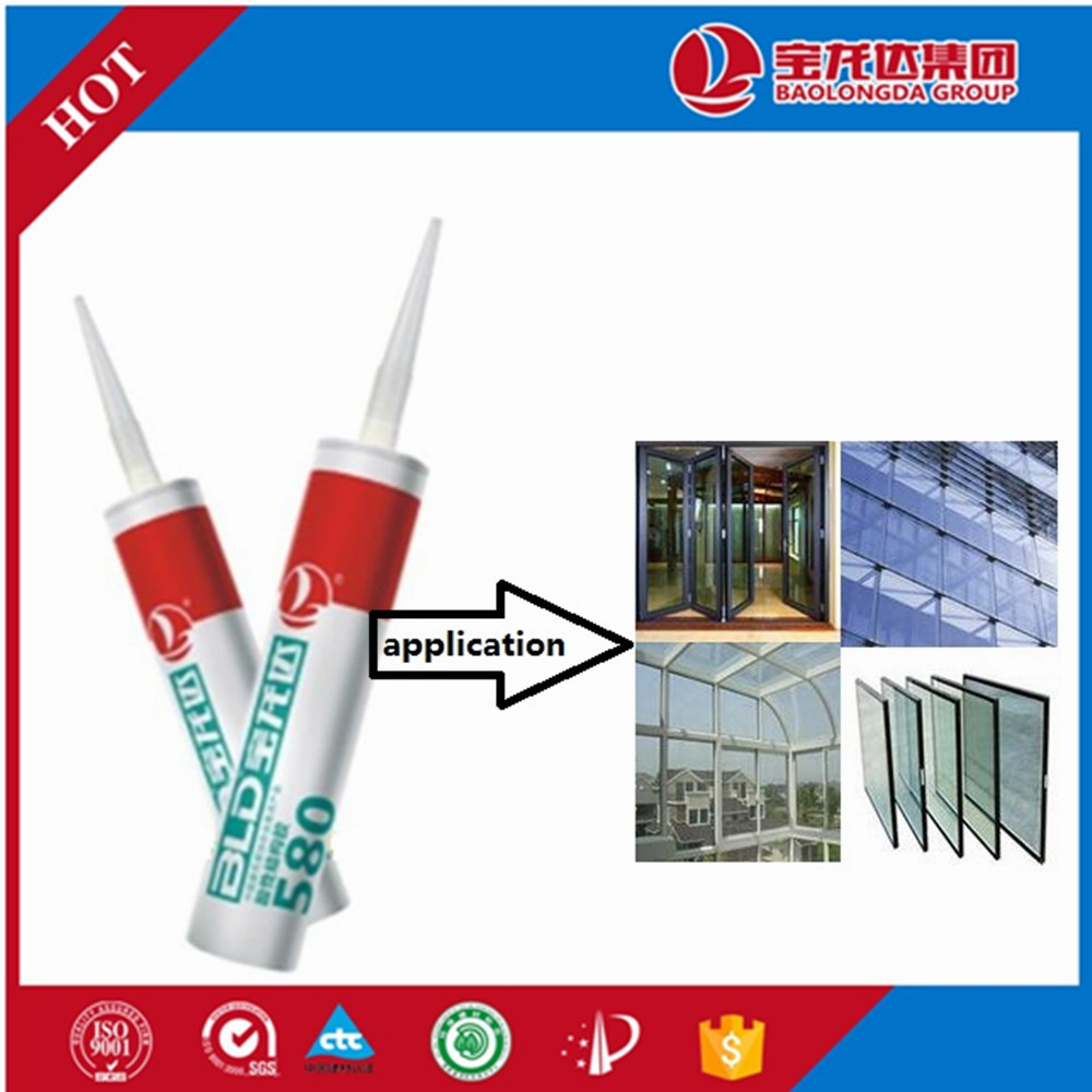 Hot Sale Factory Price rtv acid Silicone Sealant for concrete joints
