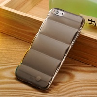 Alibaba wholesale for Iphone 6 portable transparent silicone TPU case for mobile phone 4.7