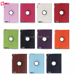 For iPad Mini 4 Cover Case 360 Rotating Smart Cover for iPad PU Leather Protect Case