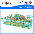High quality children commercial indoor playground equipment cute children games indoor lovely indoor playground castle used