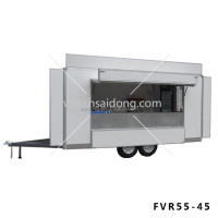best price mobility food trailer/mobile food cart for sale/food service trailer