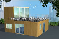 2013 new type prefab container house