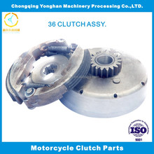 36 China Three Wheel Motorcycle Clutch Assy. Genuine Parts