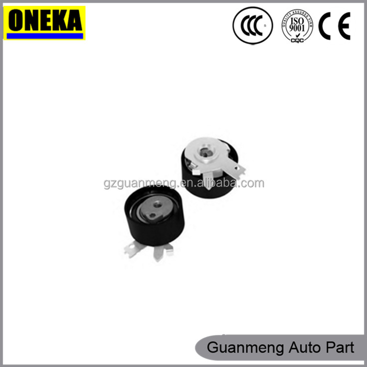 [ONEKA]High quality China car spare parts factory 8200102941 for DACIA/RENAULT/SUZUKI timing belt tesnioner roller pulley