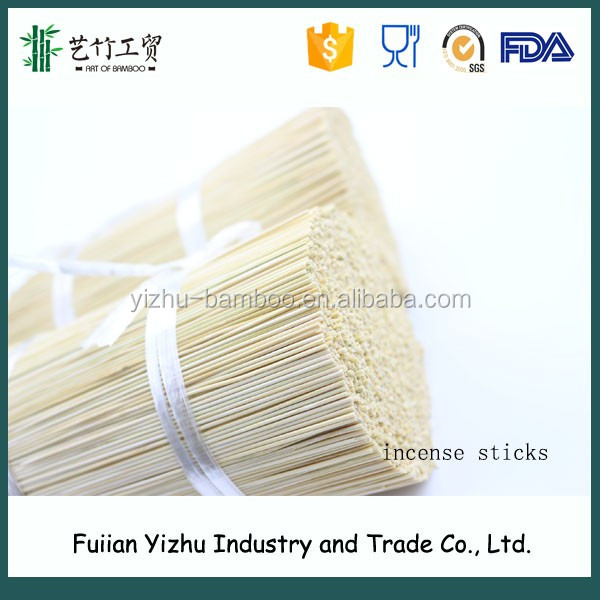 China factory Produce indian bamboo incense sticks