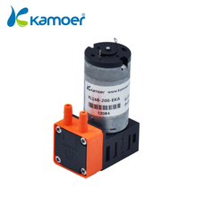 Kamoer mini electric motor 12v air vacuum small diaphragm pump for ink jet printing
