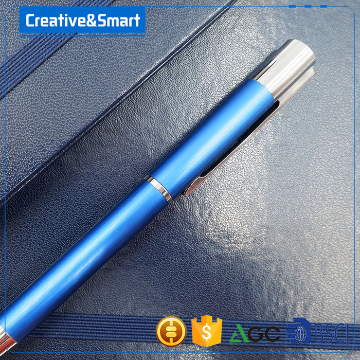 Quality Guaranteed 2017 Logo Printing 1.0mm Tip OEM Signature Ball Pen/ Ball Pen Advertisement/ Pen Custom Promotion