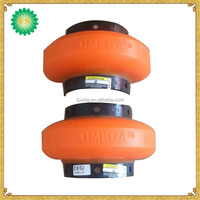 flexible rubber Coupling OMEGA coupling 10 E10 E20 E30 E40 E50 E60 E70 for rubber coupling