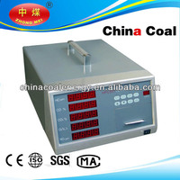 Car automobile exhaust gas analyzer for 5 gas HC, CO, CO2 and O2