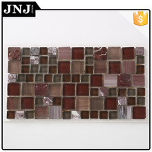 Mosaic Design Interior Wall Stone English Home Decoration