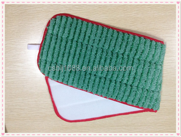 2014 China cheap supply household cleaning accessories disposable mop head,hottest