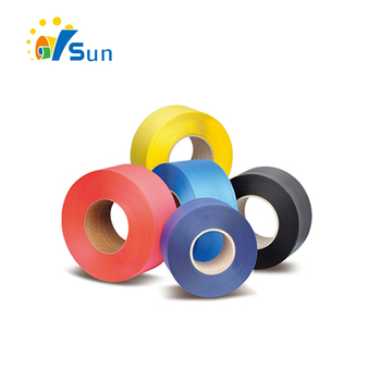 Reasonable Price Manual Packing Use Colourful Strapping Tape