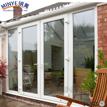 5 Chambers exterior PVC doors and windows