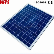 Top selling 50w flexible photovoltaic solar panel