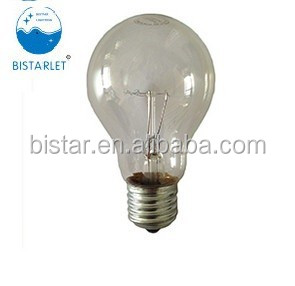 professional produce long life incandescent bulb lamp 75w e27 220v